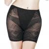 тонкие дышащие чистым нити высокой талией формировании штаны #00369623