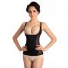 женский летний черный ультратонкий бесшовных дышащий shapewear талии #00366240