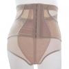 ультратонкие брюки спандекс талии #00369579